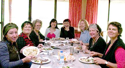 Dinnertime at banksia 1
