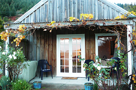 Hawkes bay cottage