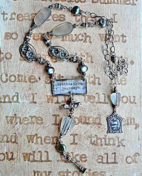 1 destination journey touch (necklace)