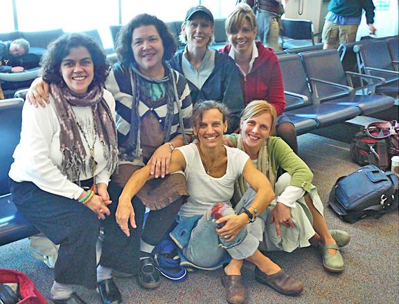 Airport gang