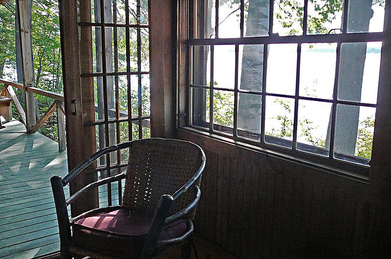 Longhouse corner