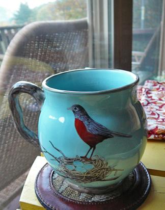 Lorri's mug