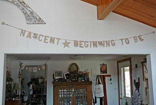 Nascent banner