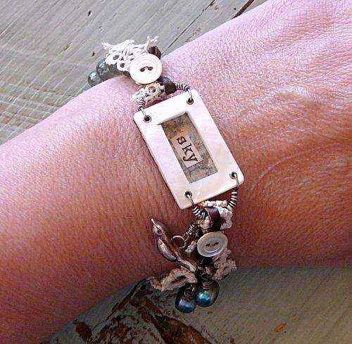 Sky bird bracelet 1