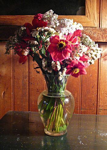 Bedroom flowers