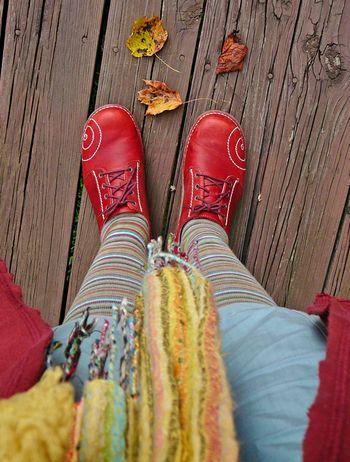 Dressing like fall
