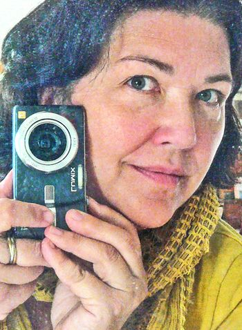 Self portrait late september