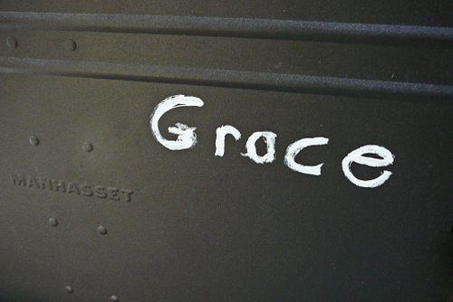 Grace in shadows
