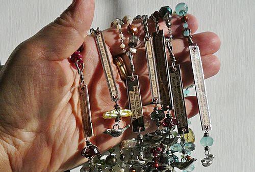 Beads handful
