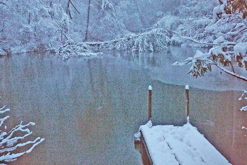 Snowpond