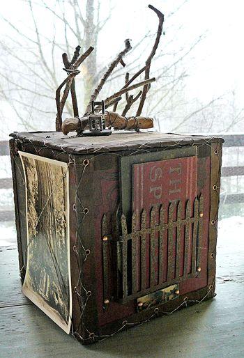 Chair box