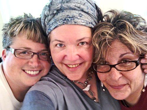 Three muskateers