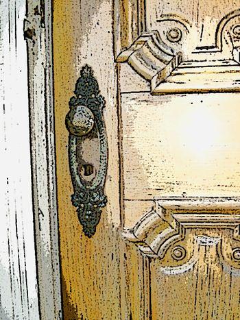 Foxwood door
