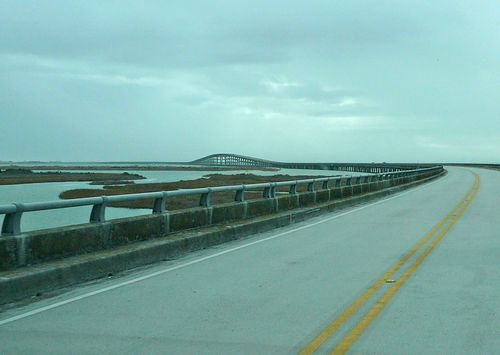 Road to hatteras