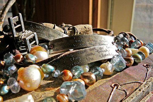 Tree bracelets on box