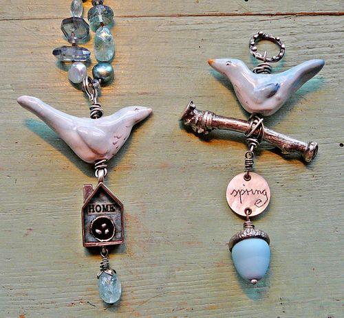 Julie's blue birds 1