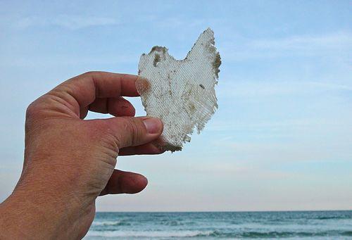 Fiberglass heart