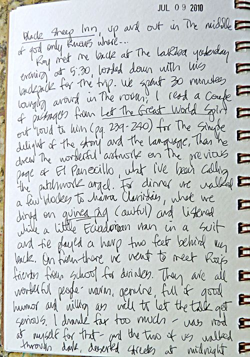 Journal page 8