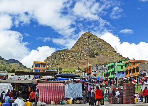Zumbahua market 2
