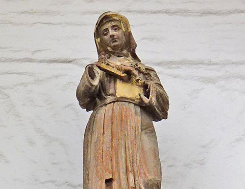 Quito statue 2