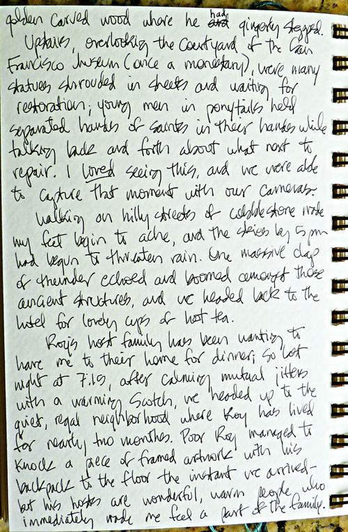 Journal page 22