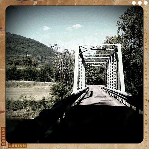 Rose creek bridge 1