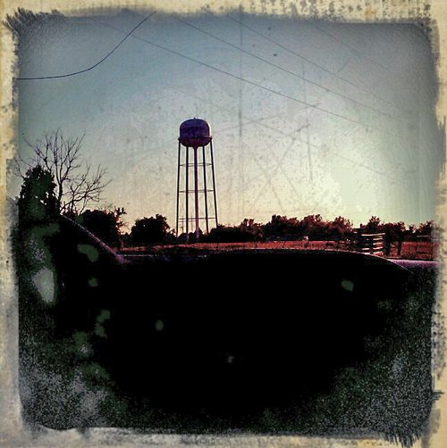 Ride with m and d watertower 1