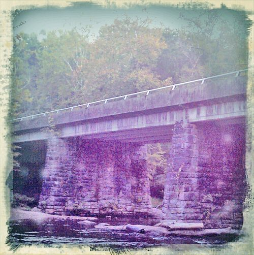 River parkway bridge