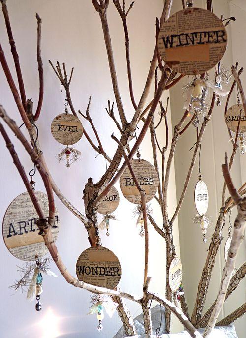 Ornament tree 4