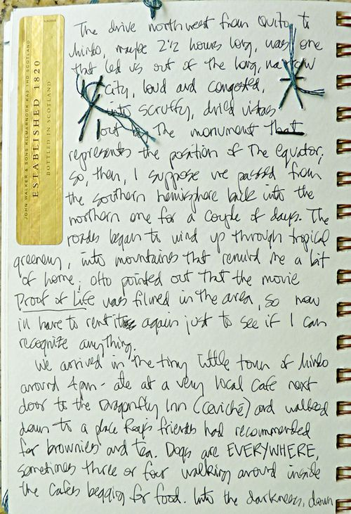 Journal page 28