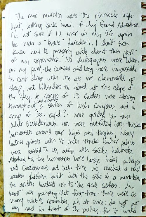 Journal page 30