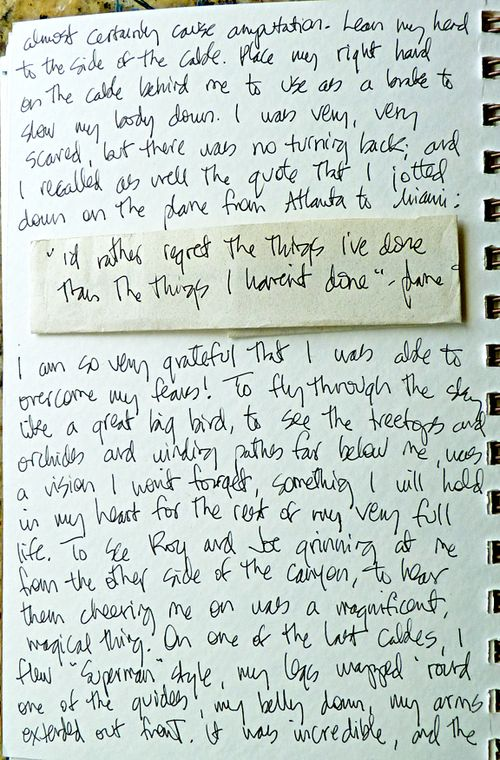 Journal page 32