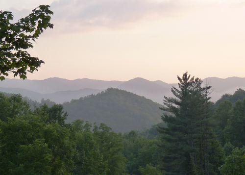 Late summer dusk 1