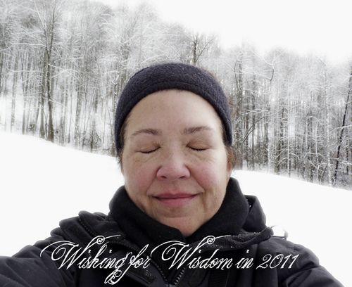 Wishing for wisdom