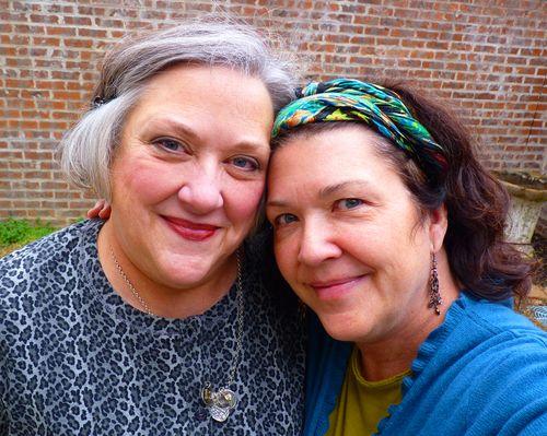 Sisters, ellen's 60th birthday 2011