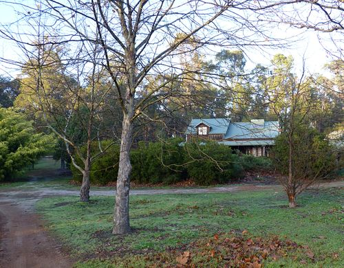 Dwelllingup cottage