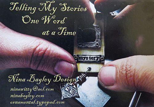 Telling my stories