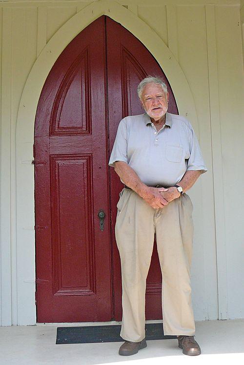At the door of grace