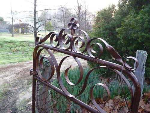 Dwellingup gate