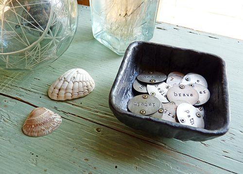 Onward pendants gathered
