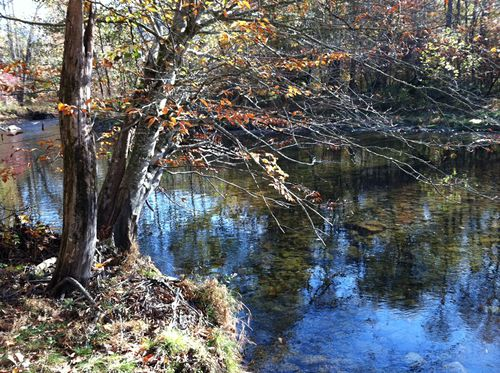 Untroubled waters