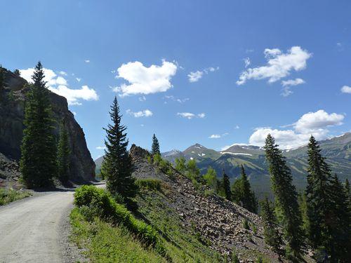Boreas pass view of breckenridge