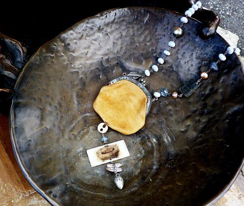 Nest egg in miner's pan