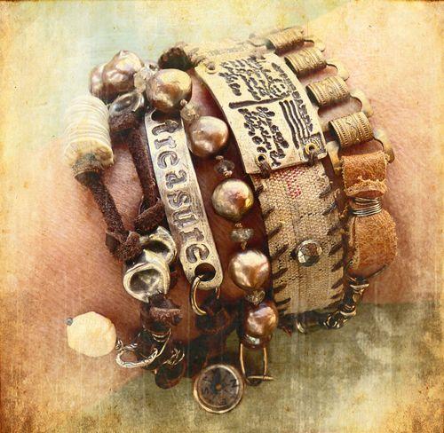 Treasure for ornamental