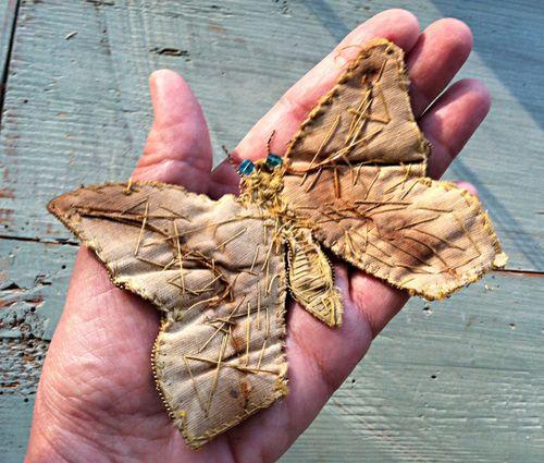 Butterfly back