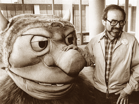 Maurice and wild thing