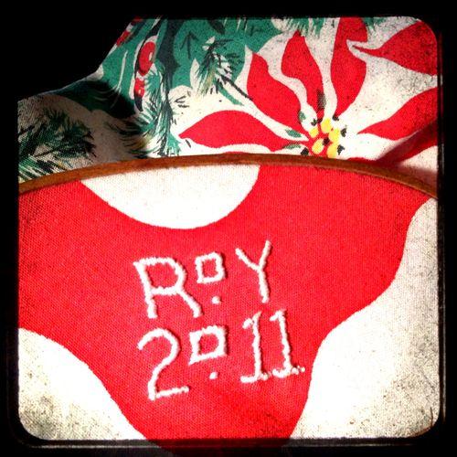 Roy's gift