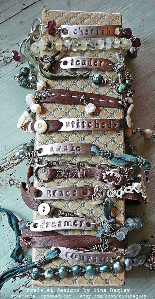 Identity bracelets 1
