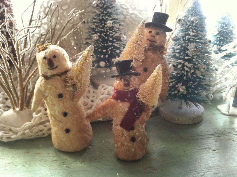 Snowmen again