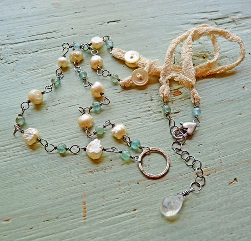 Tender talisman necklace chain